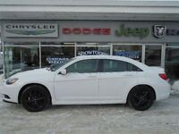 2013 Chrysler 200 S Limited Edition ONE OF A KIND, LIKE-NEW