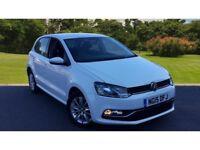 Volkswagen Polo 1.0 Se 5Dr Petrol Hatchback
