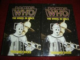 DOCTOR WHO WH ALLAN, ALLEN WINGATE, LONGBOW & TARGET BOOKS. COLLECTION OF 128 OR MORE
