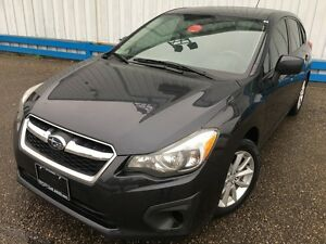 2013 Subaru Impreza 2.0i AWD *5-SPEED*