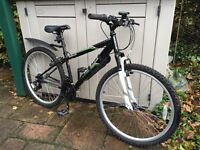 "Boys Mountain Bike 26"" wheels"