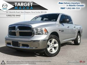2016 Ram 1500 5.7L HEMI! 4X4! CREW CAB! LOW KMS! NEW TIRES! 5.7L