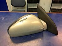 2006 VAUXHALL OPEL VECRA SILVER DRIVER RIGHT OFF SIDE ELECTRIC MIRROR