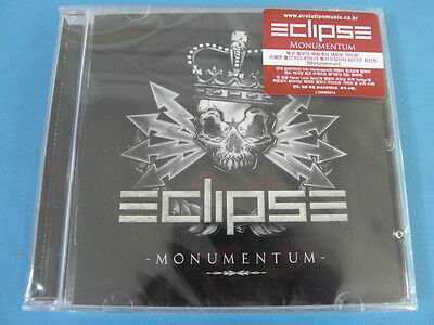 ECLIPSE - MONUMENTUM CD + BONUS TRACK (SEALED) Erik Martensson