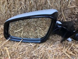 BMW 5 SERIES F10/11 M SPORT ELECTRIC FOLDING MIRRORS WITH SWITCH