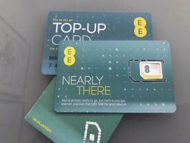EE Pay 16GB Sim Card Valid for 1 month until November 7th