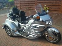 1800 Honda Goldwing Trike