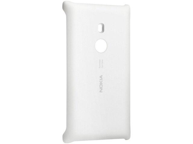 Original Nokia Lumia 925 Cover kabelloser Ladefunktion CC-3065 Induktiv weiß