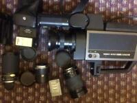 Lots of camera stuff