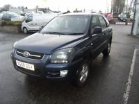 2008 58 KIA SPORTAGE 2.0 XS CRDI 5d 138 BHP**** GUARANTEED FINANCE **** PART EX WELCOME