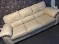 free sofa annd pouffee