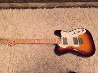 Fender Telecaster 72 Thinline Reissue MIM '02