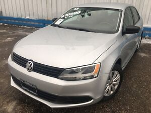 2013 Volkswagen Jetta Trendline *HEATED SEATS* Kitchener / Waterloo Kitchener Area image 1