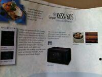 Panasonic microwave / browner