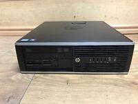 HP Compaq Elite 8300 SFF Core i7-3770 3.40GHz 8GB Ram 1TB HDD Win 7 Pro 64-Bit