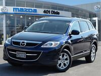 2012 Mazda CX-9 GSL-LEATHER-SUNROOF-HEATEDSEATS-BSM