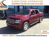 2008 Chevrolet Avalanche 1500 LT AUTO/4X4/Cloth