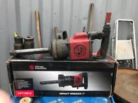 Chicago pneumatic impact wrench 1