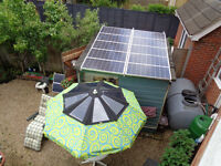 seeking a UK business partner with capital to launch my new Solarbrella kits