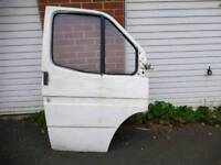 Ford Transit Mk5 1994 smiley driverside door