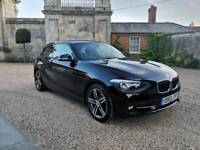 BMW 1 series low mileage perfect condition