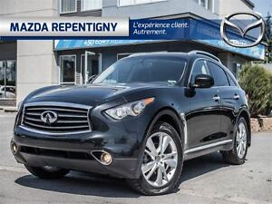2013 Infiniti FX37 LIMITED ÉDITION ** TV DVD IMPECCABLE **