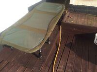 Nash wide boy fishing bed