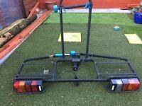 Thule Tow-bar mounted cycle rack