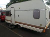 5 berth touring caravan