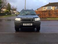 Land Rover freelander td4 se auto diesel 4x4