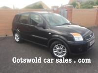 2008-57 ford fiesta fusion £30 years tax tdci 23,000 miles !! 5 door 10 services 1 owner unmarked!!
