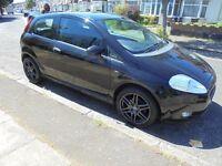 Fiat Grande Punto 1.4S Active Sport 3 door 2007 (07)