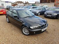 BMW 3 Series 2.0 320d ES 4dr, HPI CLEAR, LONG MOT, AUTOMATIC, DIESEL, GOOD CONDITION, P/X WELCOME
