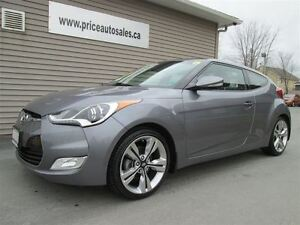 2015 Hyundai Veloster TECH-NAVIGATION-GLASS ROOF-LOADED!!!