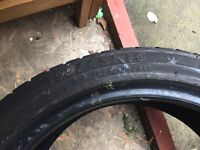 2 Winter tyres for sale, 195/45 R16