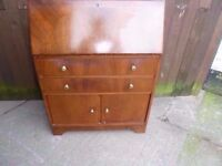 Shabby chic Project 2 draw Bureau Delivery Available £20
