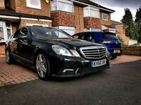 Mercedes e class e350 cdi v6 blue efficiency auto fully loaded 2010 107k