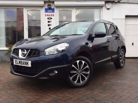 2012 62 Nissan Qashqai 1.5dCi 2WD N-TEC+~LOW MILES WITH FSH~NOW REDUCED!!!