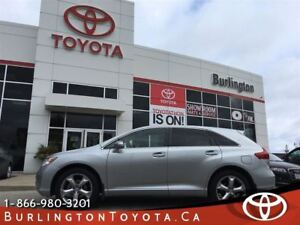 2015 Toyota Venza V6 LE AWD EXTENDED WARRANTY