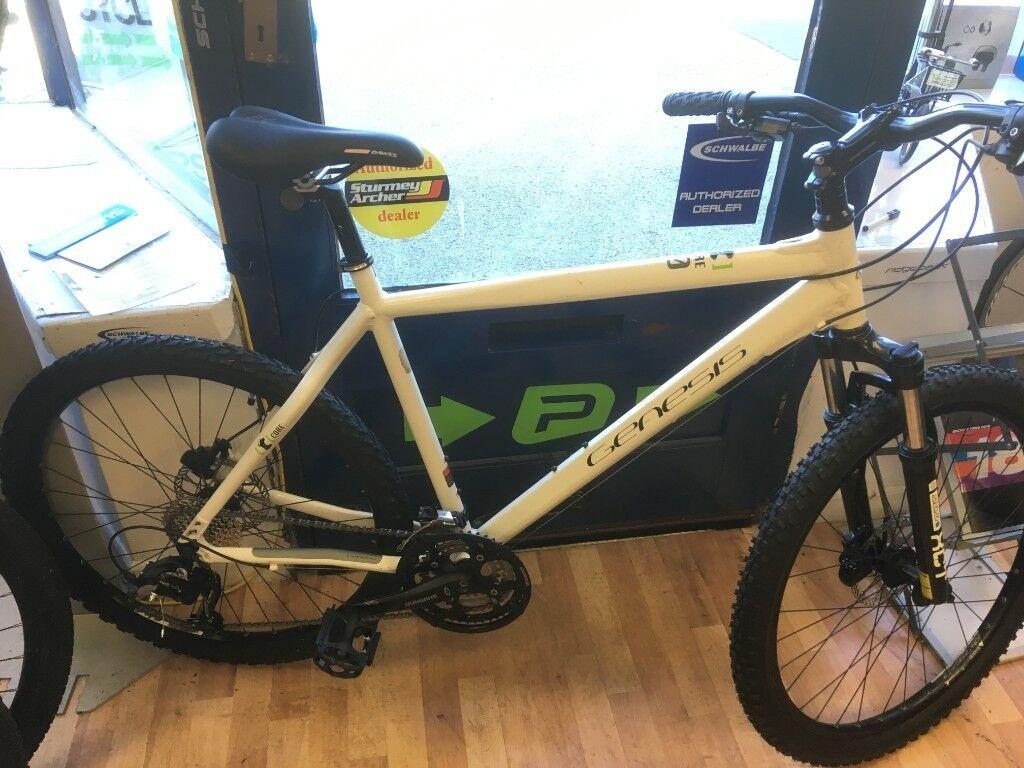 Genesis Alloy Mountain Bike 20 Quot Frame Core Alloy Series
