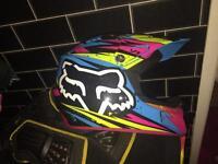 Fox motocross