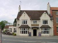New Inn, Stamford Bridge, York Joint Management Couple Required