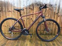 Cube cmpt nature hybrid bike will post