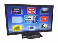 "PANASONIC 37"" LED SMART TV - 1080P FULL HD - WIRED SMART TV"