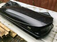 Bmw roof box