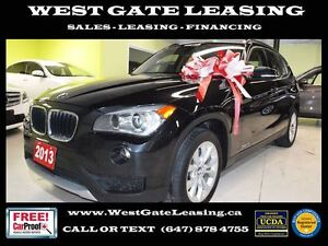 2013 BMW X1 | PANORAMIC GLASSROOF | 0% FINANCE RATE