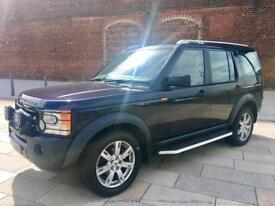 2006 / LANDROVER DISCOVERY 3 / AUTO / DIESEL / ALLOYS / LEATHER / 7 SEATS / MAY MOT .