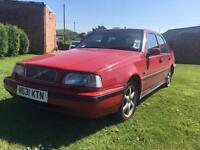 Volvo 440 Si one owner from new, 56k