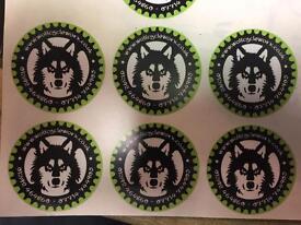Wolf Cycle Worx - Bike sales, service & maintenance stickers