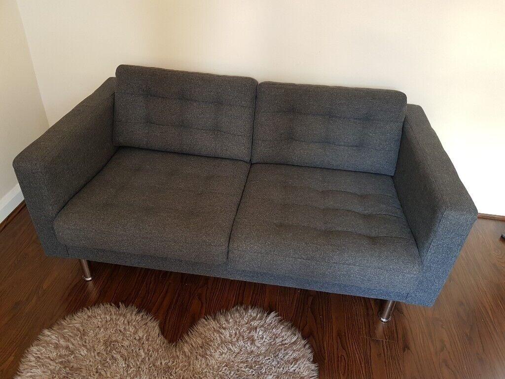 Groovy Ikea Flat Pack 3 Seater Sofa In Great Barr West Midlands Gumtree Machost Co Dining Chair Design Ideas Machostcouk